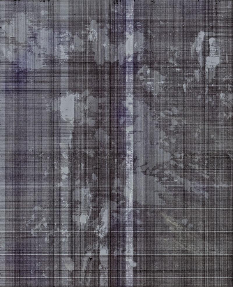 o.T. (Serie Grau, lll.), 2018