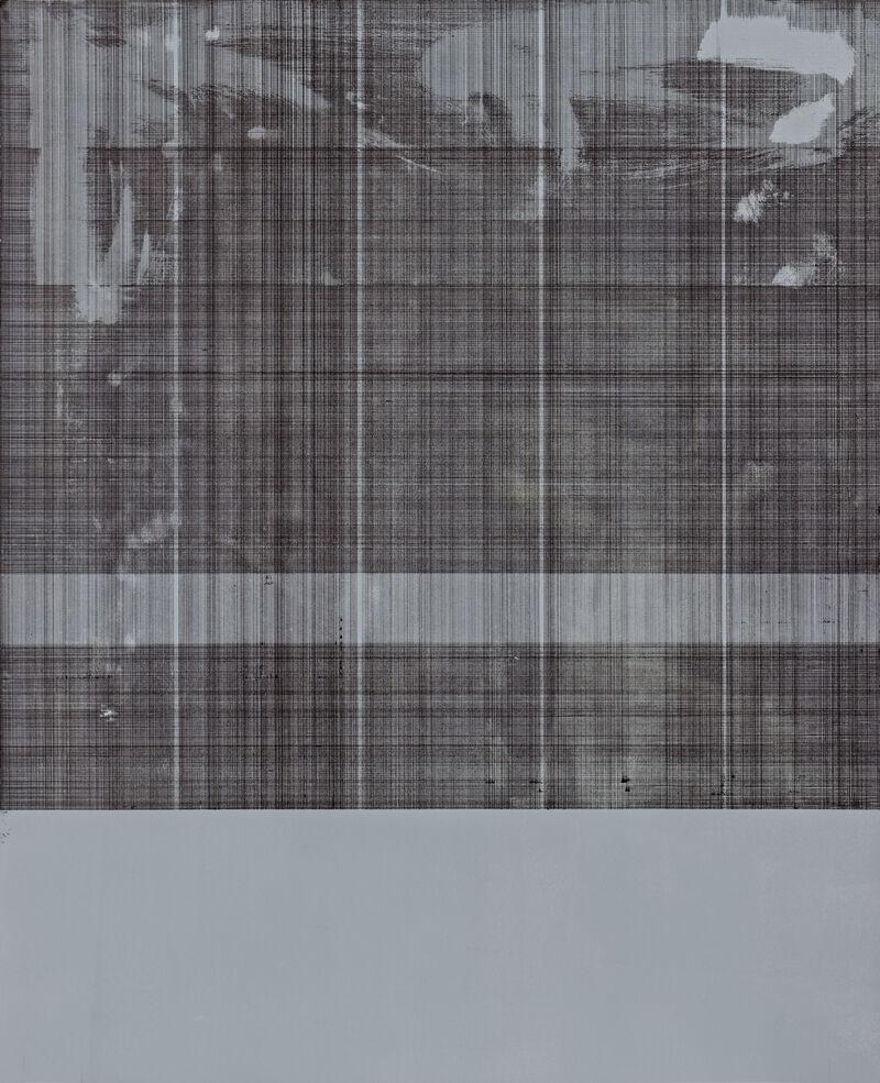 o.T. (Serie Grau, Vll.), 2018