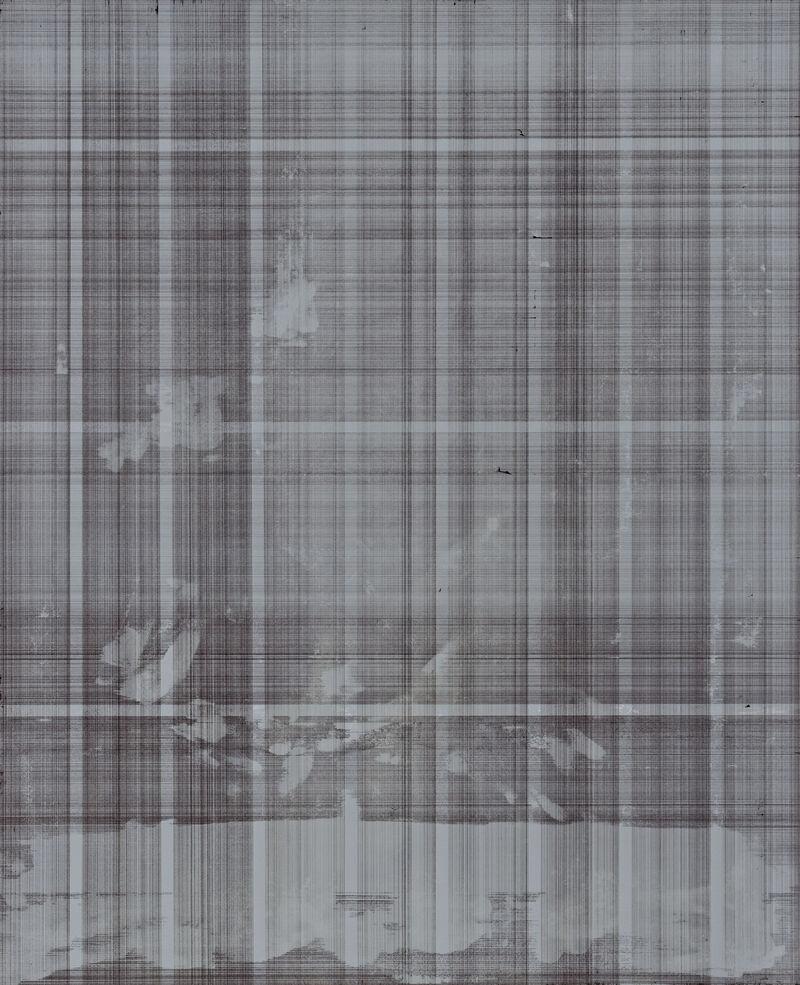 o.T. (Serie Grau, V.), 2018