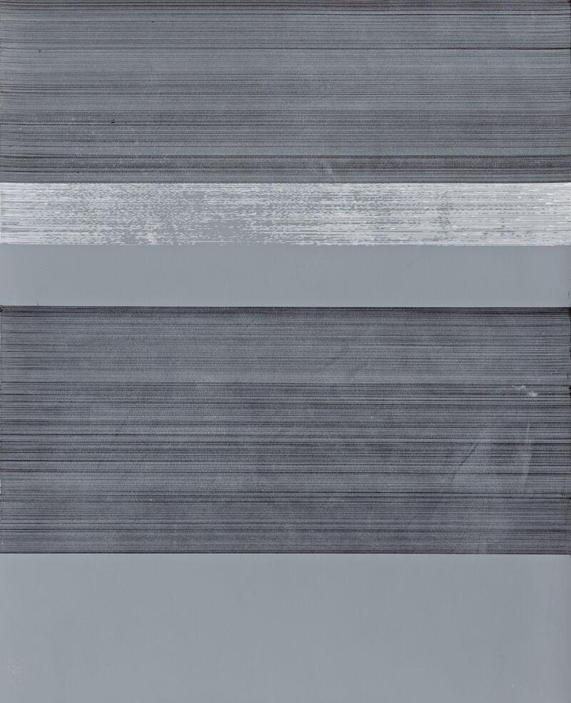 o.T. (Serie Grau, X), 2019