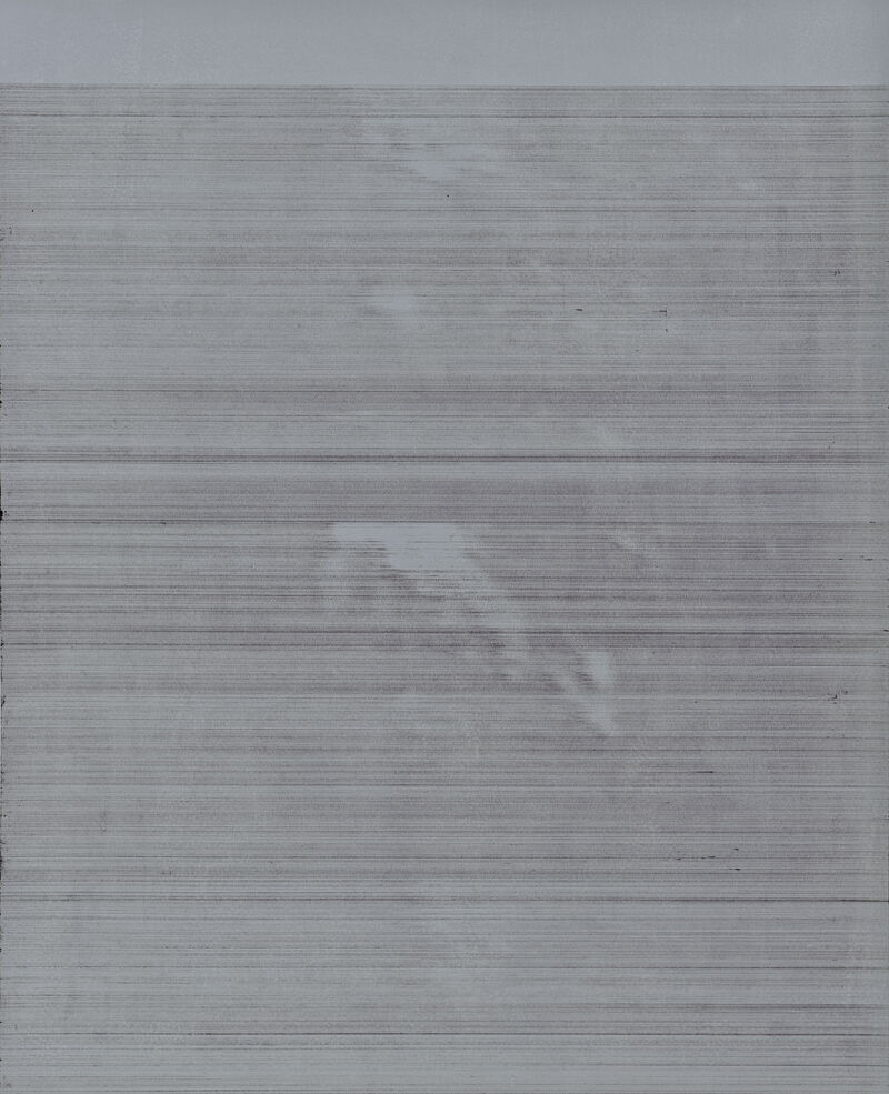 o.T. (Serie Grau, I.), 2015