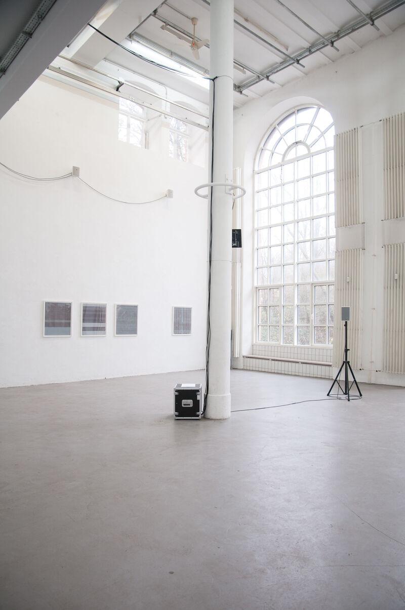Ausstellungsansicht, galerie peripherie, Tübingen
