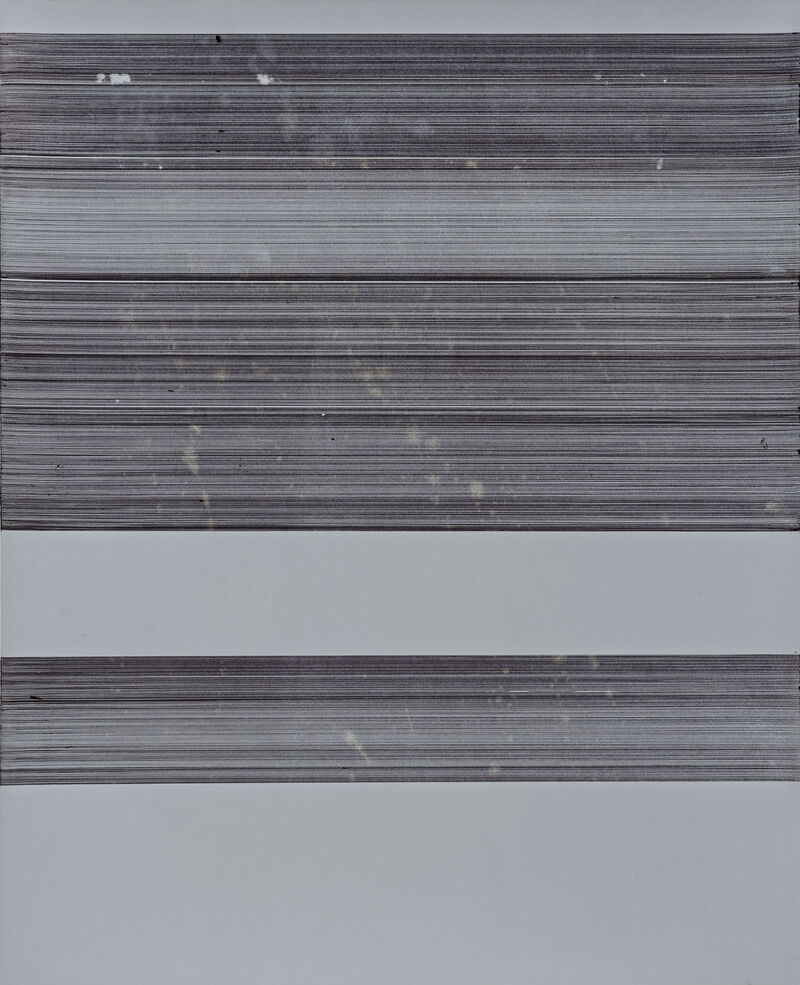 o.T. (Serie Grau, XI), 2020