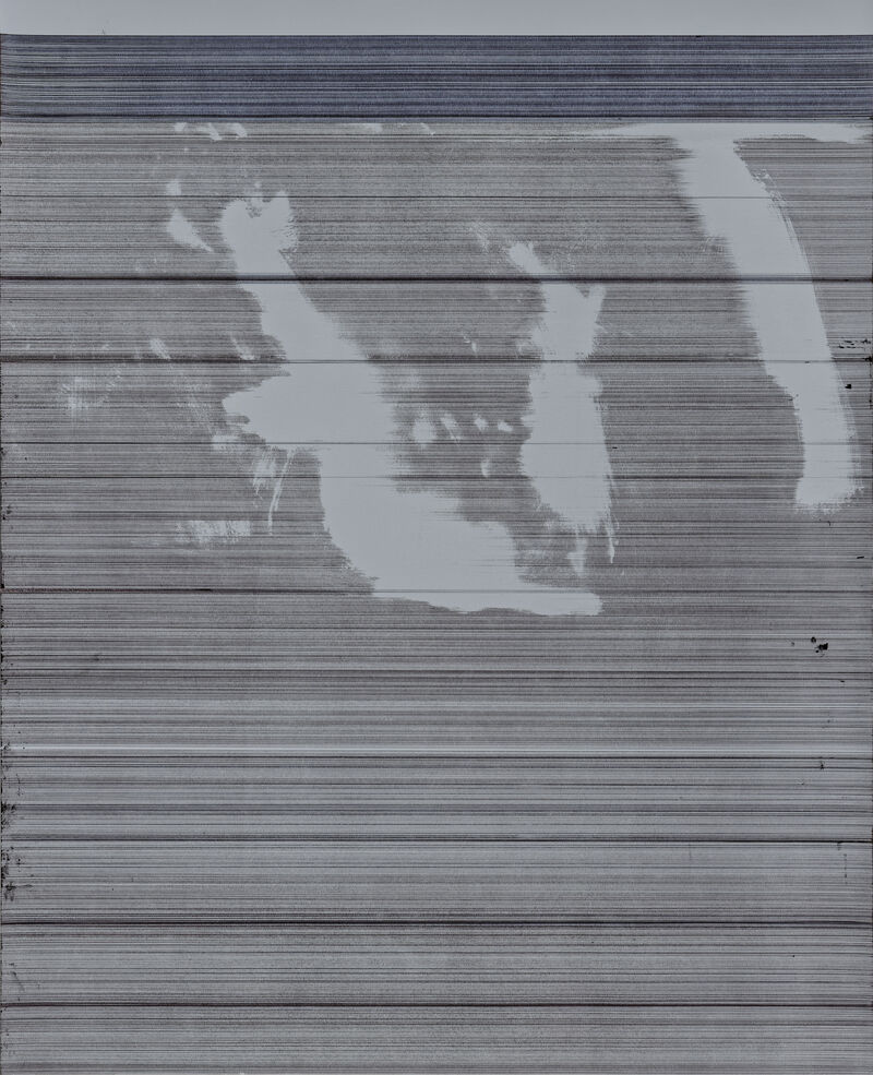 o.T. (Serie Grau, lV.), 2018