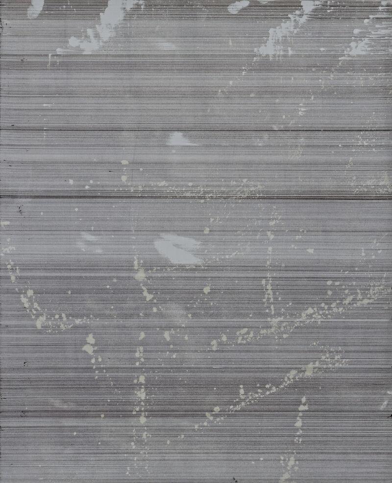 o.T. (Serie Grau, VIIII), 2019