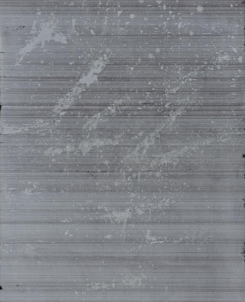o.T. (Serie Grau, Vlll.), 2018