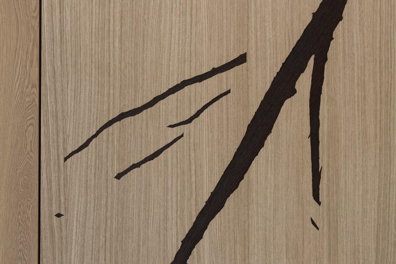 Tafel Nr.4, Detail, Ebene 1, West