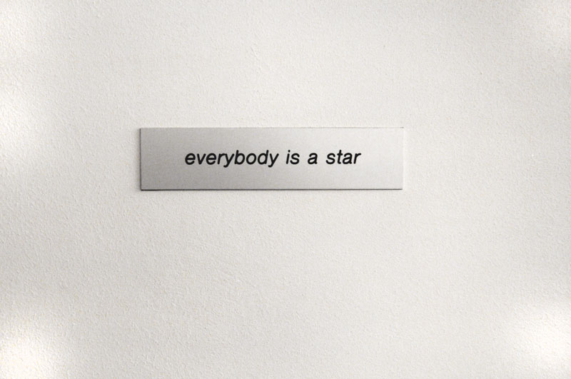 everybody is a star
