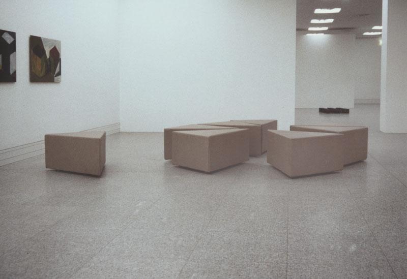 8 mal 1, Ausstellungsansicht Bundeskunsthalle Bonn