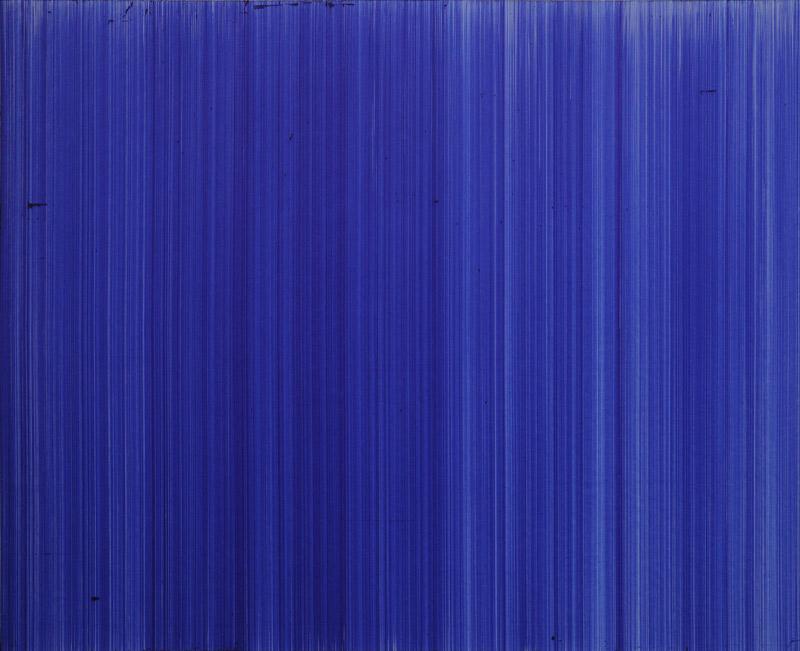 o.T. (schn. express 775M, blau), Nr.4, 2012