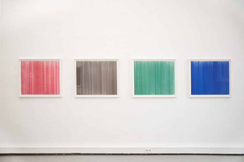 Ausstellungsansicht Kunstverein Schwerin, 2019