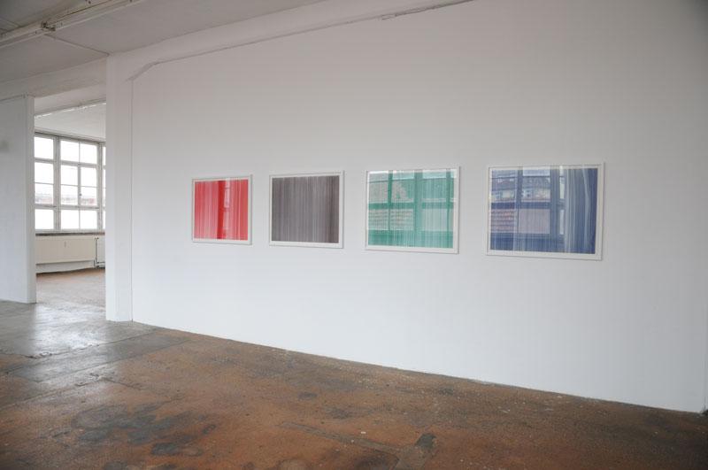 Ausstellungsansicht Kunstverein Nürtingen, 2011