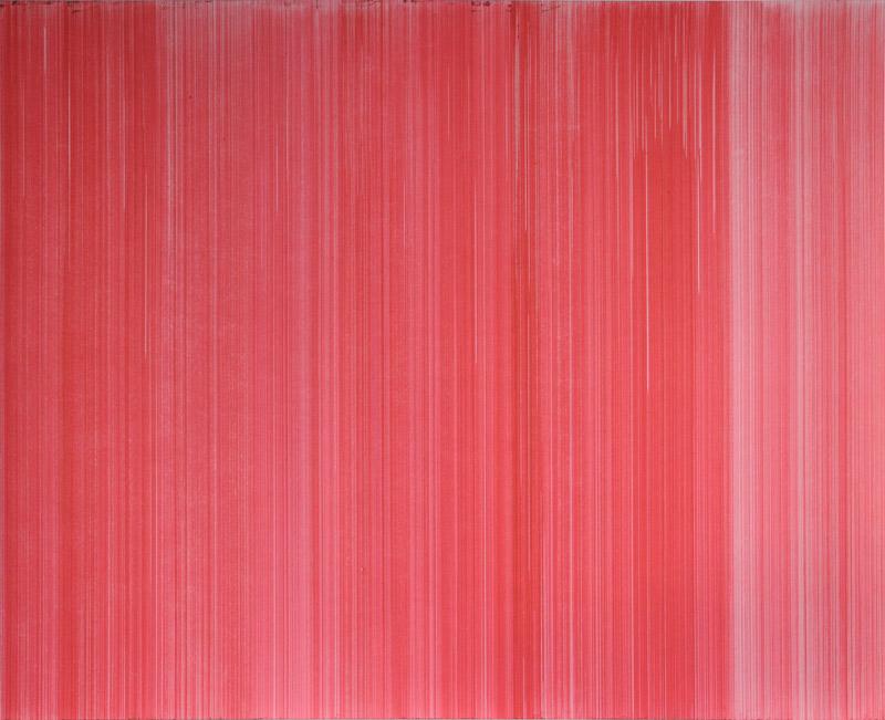 o.T. (schn. office 575M, rot), Nr.2, 2010