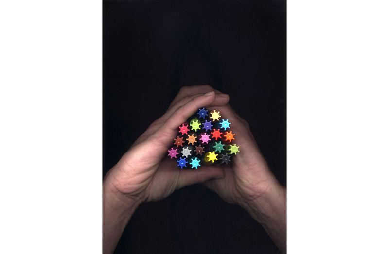 20 colors / edding permanent, Farbfotografie
