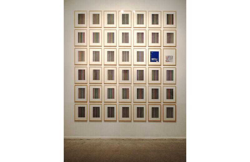 Ausstellungsansicht, Galerie der Stadt Waiblingen