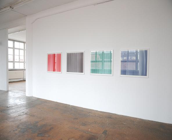 Ausstellungsansicht Kunstverein Nürtingen
