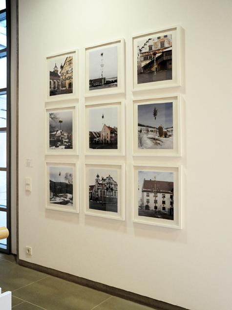 Ausstellungsansicht, Städtische Galerie Bietigheim-Bissingen