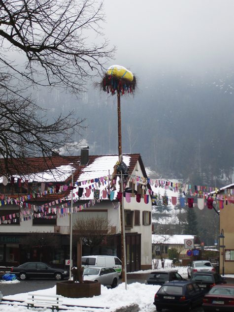 Oberwolfach, 31.01.2009