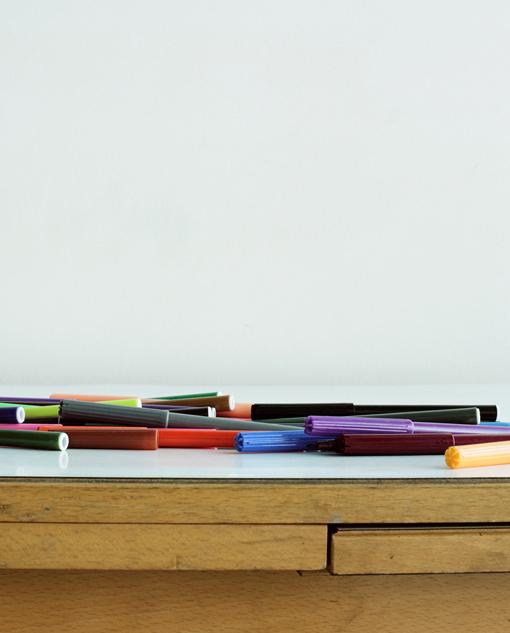 o.T. (Farbtifte)-2001