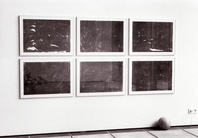 Ausstellungsansicht, 1998